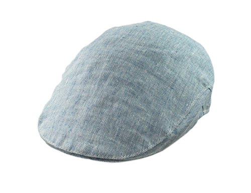 416ca224c5c Jual Biddy Murphy Men s Linen Hat Lightweight Made in Ireland ...