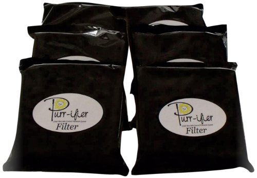 Purr ifier 6 Pack Litter Control Replacement product image