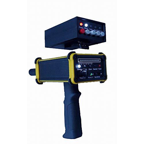 ANLW Detector de Metales Black Hawk GR100 La Mejor ...