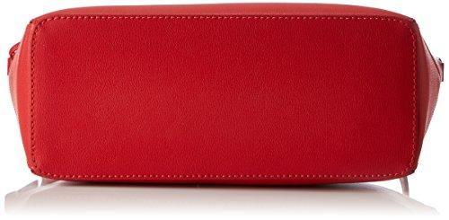 Joop! Pure Nila Shoulderbag Mhz, Borse a spalla Donna Rosso (Red)