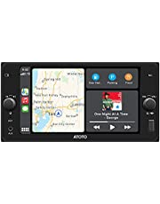 ATOTO F7 F7TYC7SE 7inch In-Dash Video Receiver-for Selected Toyota Models- CarPlay&Android Auto Receiver, Fast Phone Charge,BT, MirrorLink,HD LRV(Live Rearview)USB/SD Playback (Read up to 2TB Storage)