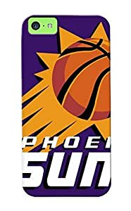 meilinF000Iphone 5c Cover Case Design - Eco-friendly Packaging(phoenix Suns Nba Basketball (2) )meilinF000