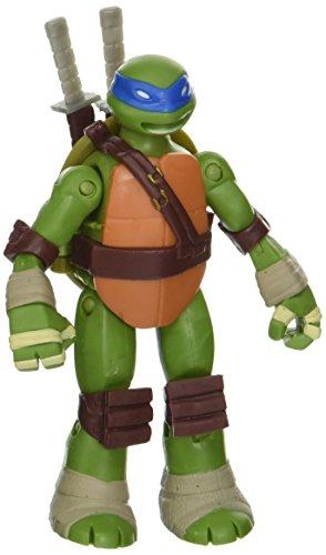Teenage Mutant Ninja Turtles Battle Shell Leonardo Action Figure (Discontinued by manufacturer)