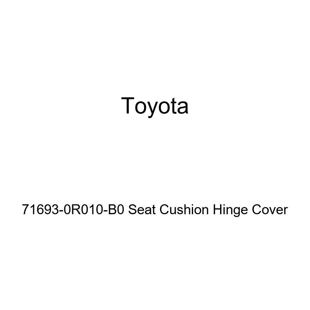TOYOTA Genuine 71693-0R010-B0 Seat Cushion Hinge Cover