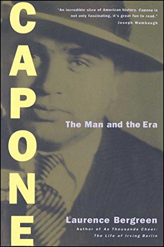dfe997fe371 Amazon.com  Capone  The Man and the Era eBook  Laurence Bergreen ...