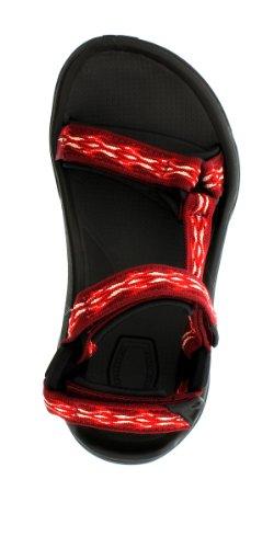 Teva Terra Fi 4 Ws, Sandali sportivi Donna Rosso (Rot (Madang Red 590))