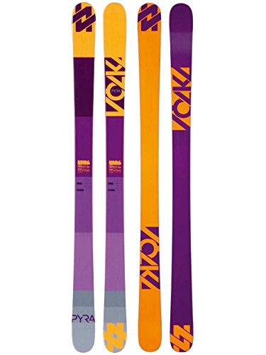 Volkl Twin Tip Skis - 8