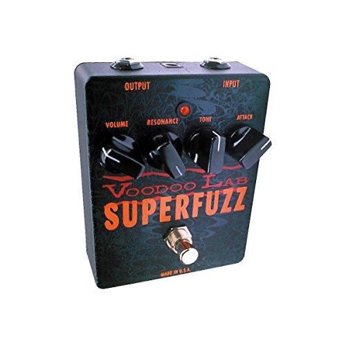 VOODOO LAB Superfuzz Versatile Fuzz with Resonance and Tone