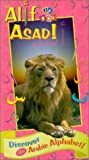 Alif is for Asad: Discover the Arabic Alphabet [VHS]