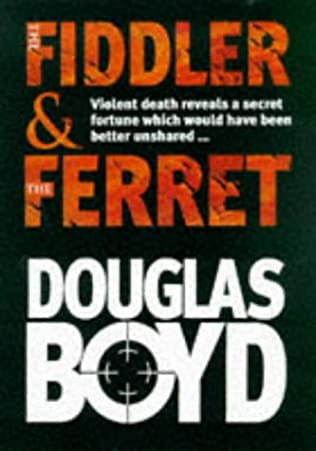 book cover of The Fiddler and the Ferret