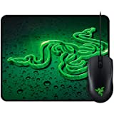 Razer Combo Mousepad Goliathus Small Terra & Mouse Abyssus 2.000 Dpi ( Versão Speed )