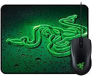Razer Combo Mousepad Goliathus Small Terra & Mouse Abyssus 2.000 Dpi ( Versão Speed )