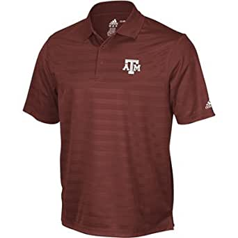 Texas A&M Aggies Polo Dress Shirt (Maroon / XXL)