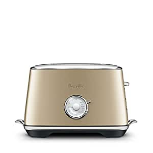 Breville Luxe Toaster, BTA735RCH - Royal Champagne