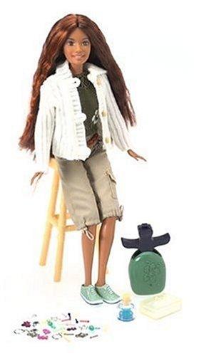 Barbie C6789-0 California Girl Pendientes de Verano de Diseño
