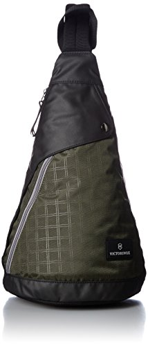 Victorinox Altmont Dual Compartment Monosling Green product image