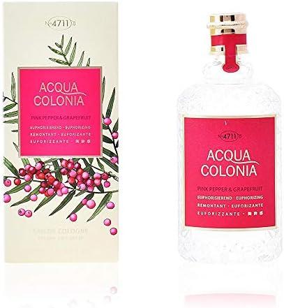 4711 – Unisex Perfume Acqua 4711 EDC Pink Pepper Grapefruit