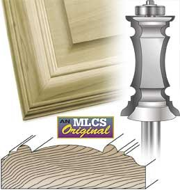 MLCS Mitered Door Frame Router Bit Kit & MLCS Mitered Door Frame Router Bit Kit - Door And Window Router ... Pezcame.Com