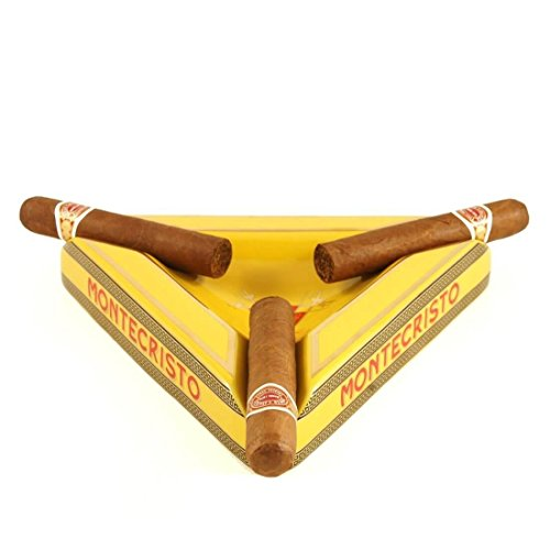 Montecristo- Triangle Cigar Ashtray