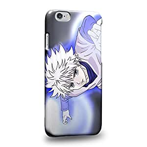 """The most popular Hunter X Hunter Killua Zoldyck Protective Snap-on Hard Back Case Cover for Apple iphone 6 4.7"""""""