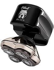 Skull Shaver Silver PRO Elektrisch Scheerapparaat voor hoofd en gezicht (EU-stekker)