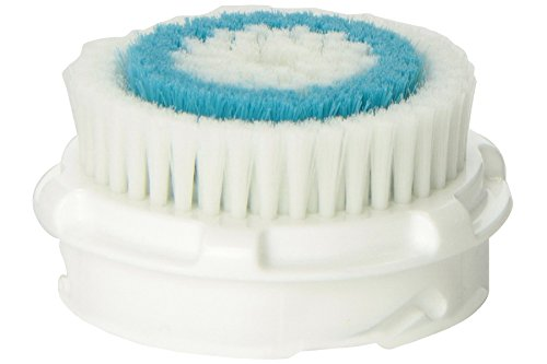 Replacement Brush Head for Deep Pore Cleansing Compatible Facial Washup designed for Sensitive Skin Plus and Radiance Cleansing Systems