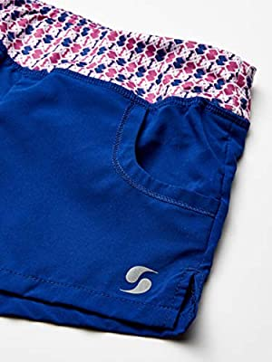 Soffe Girls Big 4-Way Stretch Pocket Short