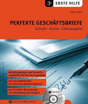Perfekte Geschäftsbriefe und E-Mails, m. CD-ROM