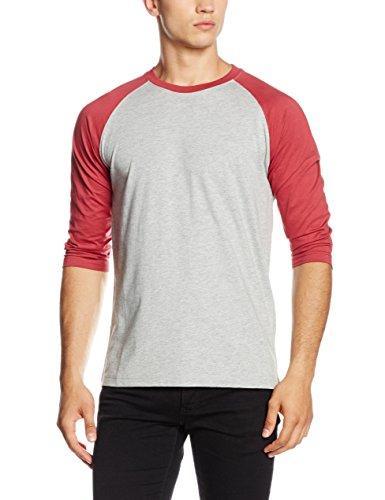 566 Camiseta Hombre Urban para Mehrfarbig Classics Ruby Gry xpR0wP