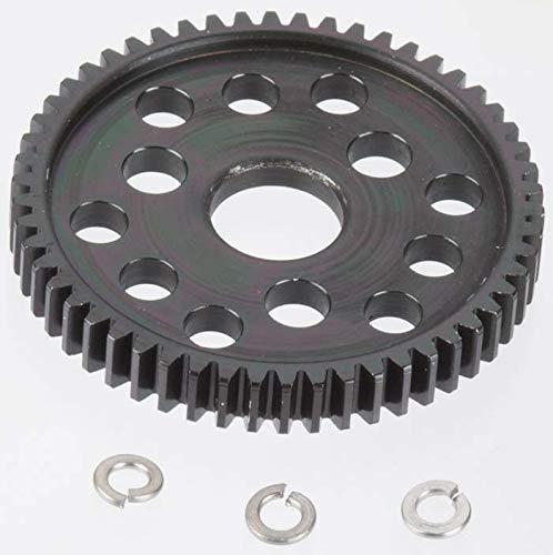 (Robinson Racing Products 32P Hard Black Steel Spur, 54T: Slash, Stampede 4x4, RRP7954)