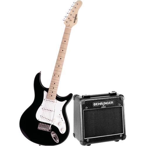 Behringer AC108GPKST3BK Vintager Guitar Pack