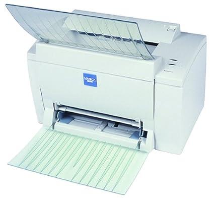 Konica Minolta pagepro& 1250W-Impresora láser en Blanco y ...