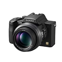 Panasonic Lumix DMC-FZ20K 5MP Digital Camera with 12x Image Stabilized Optical Zoom (Black)