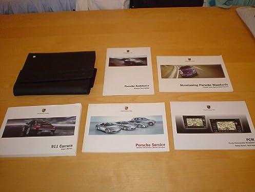 porsche 911 carrera targa s 4s owners manual handbook with rh amazon co uk porsche 997.2 owners manual pdf service manual porsche 997