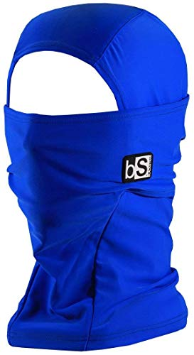 Layer Balaclava Face Mask, Cold Weather Headwear for Men and Women, Royal Blue ()