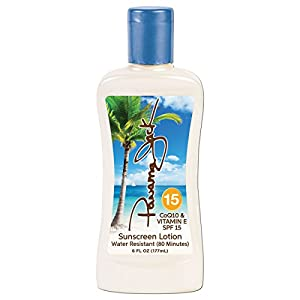 Panama Jack Sunscreen Lotion SPF 15