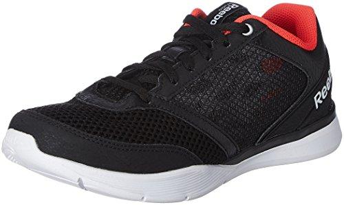 de Femme WORKOUT Noir fitness RS Reebok Black CARDIO Chaussures basses Oq5wx1