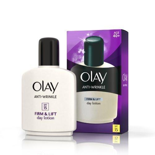 Olay Anti-Wrinkle Daily Moisturiser Lotion - 100 ml by Olay (English Manual)