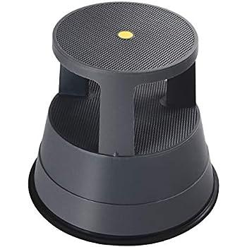 Amazon Com Cramer Scooter Stool Round 15 Quot Step Amp Lock