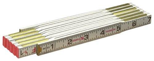 Stabila 80015 Folding Ruler - Engineers Scale
