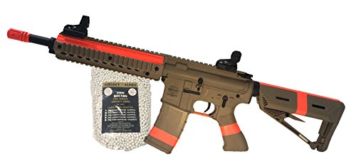 Valken Battle Machine Mod M Tan Airsoft Alpha Python Package (NY/CA Compliant) by AirsoftAlpha