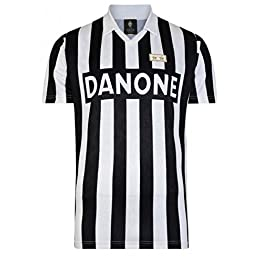 Maillot rétro Juventus Turin - Champion de la coupe du monde de l'UEFA 1993