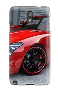 New JhomasRayder Super Strong Mercedes Tpu Case Cover For Galaxy Note 3