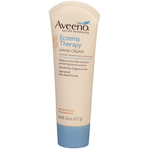 Aveeno Eczema Therapy Hand Cream, 2.6 Oz