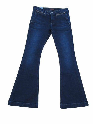 7 For All Mankind Big Girls' Jiselle Slim Fit Jean, Mon Tete, 14 by 7 For All Mankind