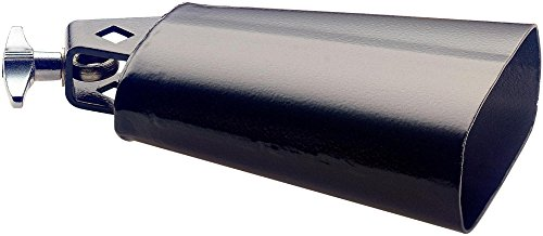 stagg-cb305bk-55-inch-rock-cowbell-for-drumset
