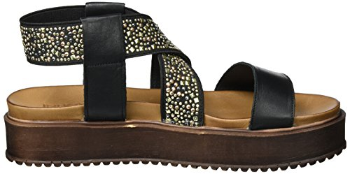 7153 Inuovo Plateau Scarpe Donna con 6An0x0dqwS