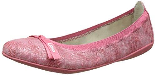 Les P'tites Bombes Ella - Bailarinas Mujer rosa (Fuschia)