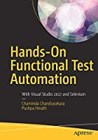 Hands-On Functional Test Automation: With Visual Studio 2017 and Selenium Front Cover