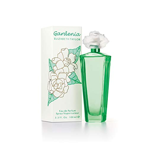Gardenia by Elizabeth Taylor for Women, Eau De Parfum Spray, 3.3-Ounce